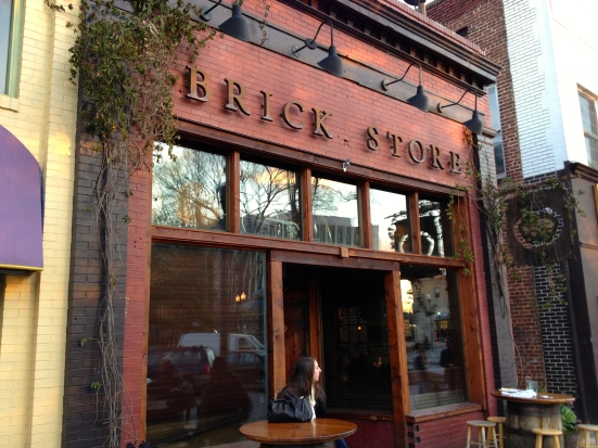 The best bar in Atlanta is in...Decatur.