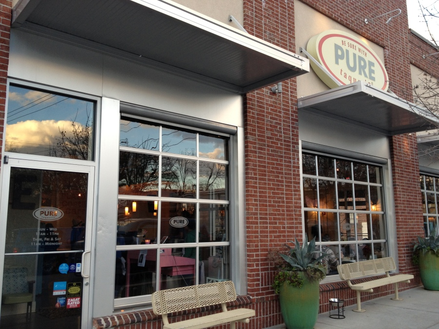 Pure's Inman Park location.