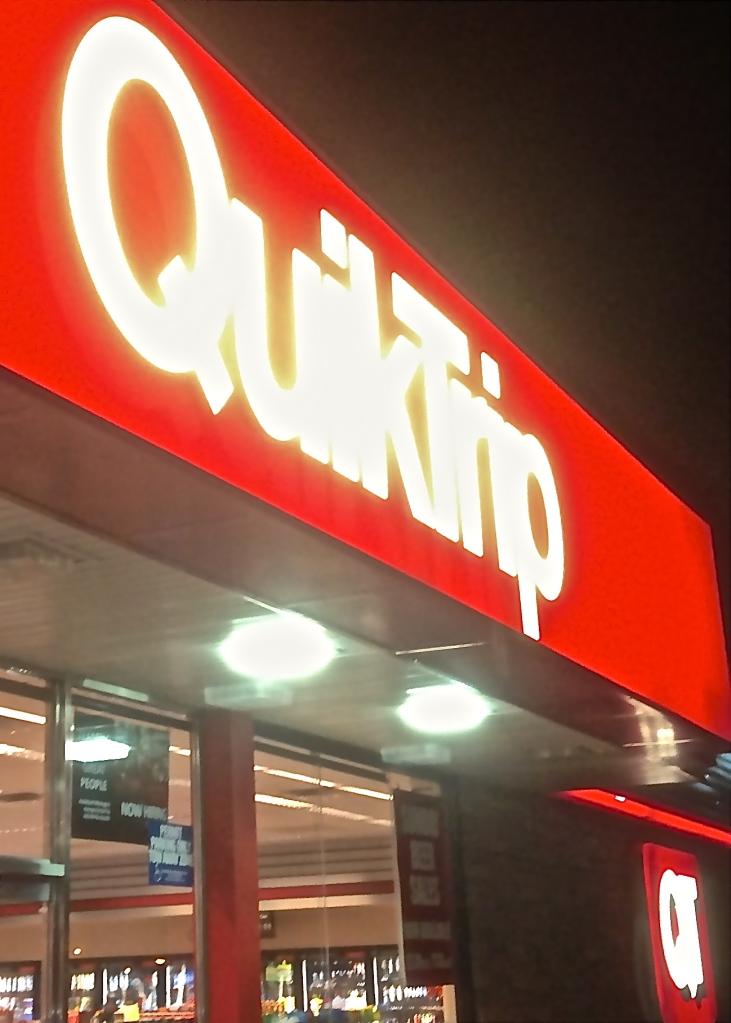 QuikTrip:  4/1/13