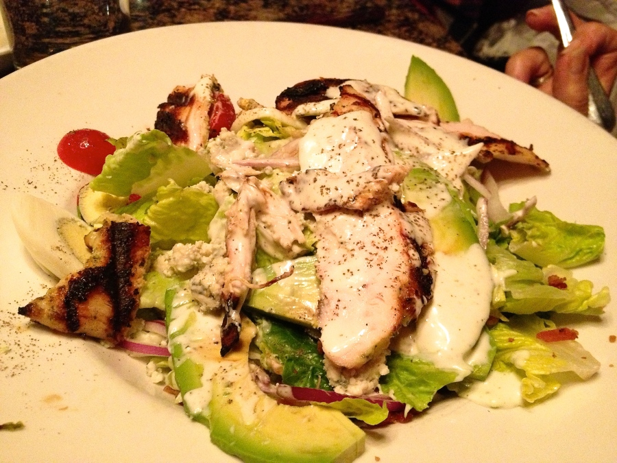The Cobb salad was invented in Hollywood in the 1930's.