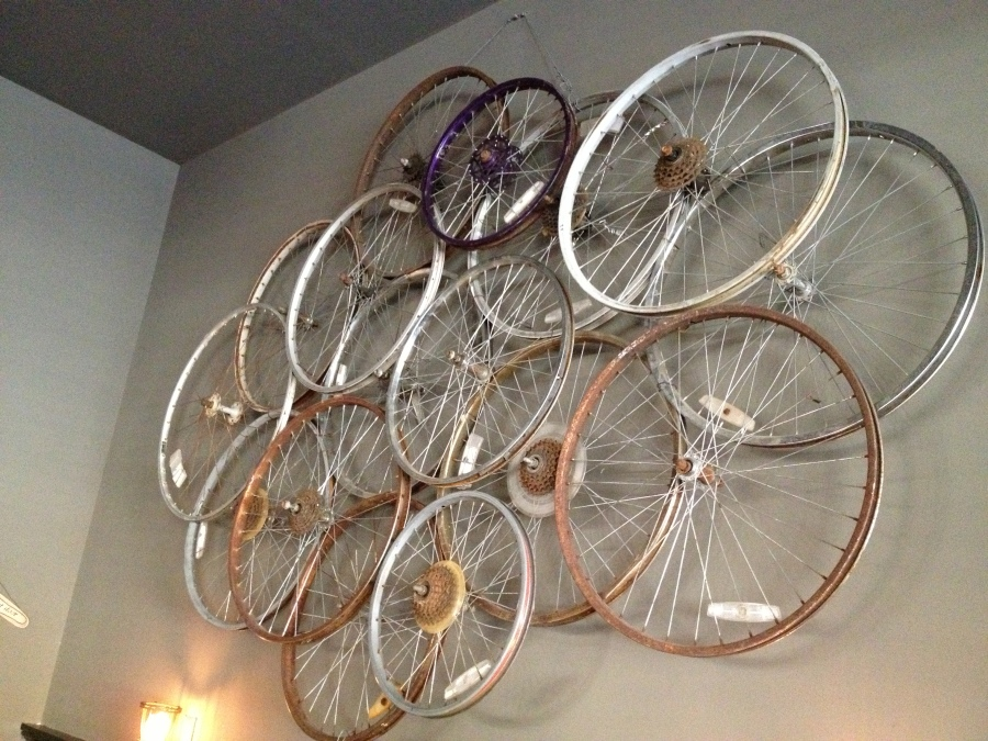 Re-cycled cycle stuff.