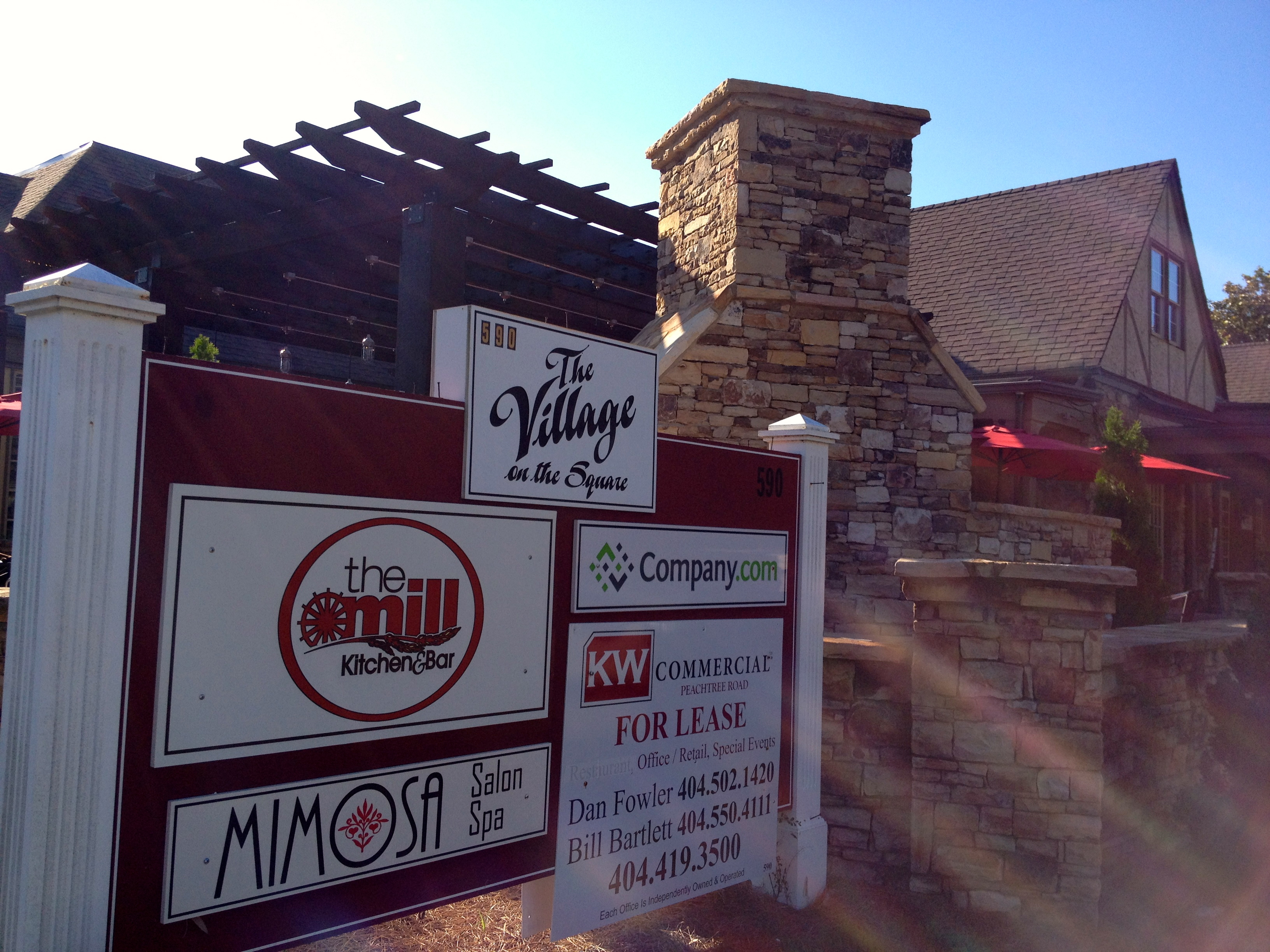 The Mill Kitchen and Bar (Roswell): 6/15/13 – Friday Date Night
