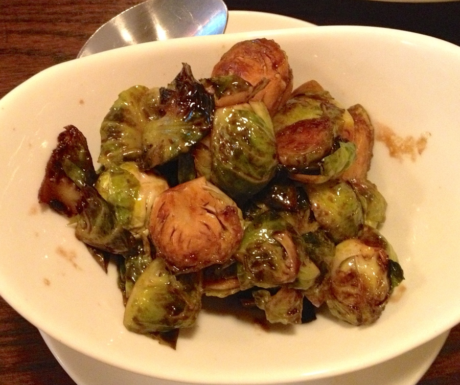 If we had a dollar for every Brussels sprout we ate this year...