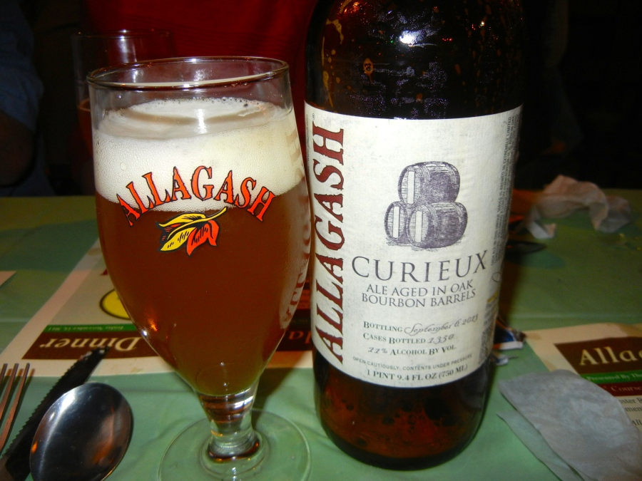 Big, bad Allagash.