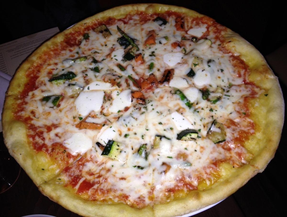 Osteria Mattone:  12/13/13 (Date Night #100)