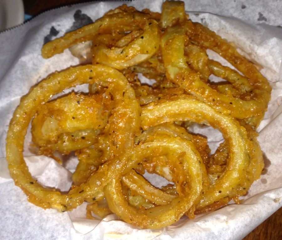 Rings.  More magic from the fryer.