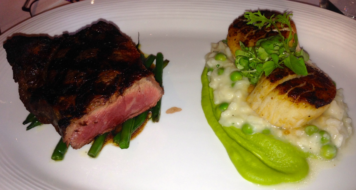 Date Night Extra:  Davio's Northern Italian Steakhouse