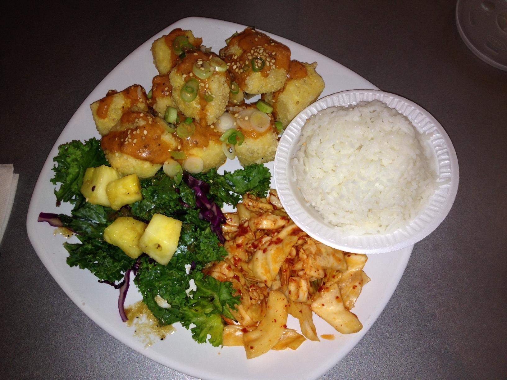 Kwan S Deli And Korean Kitchen Menu