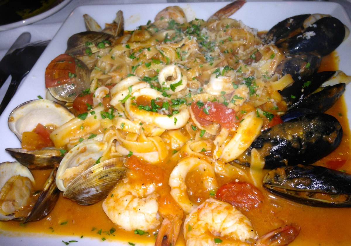 Mezza Luna Pasta and Seafood