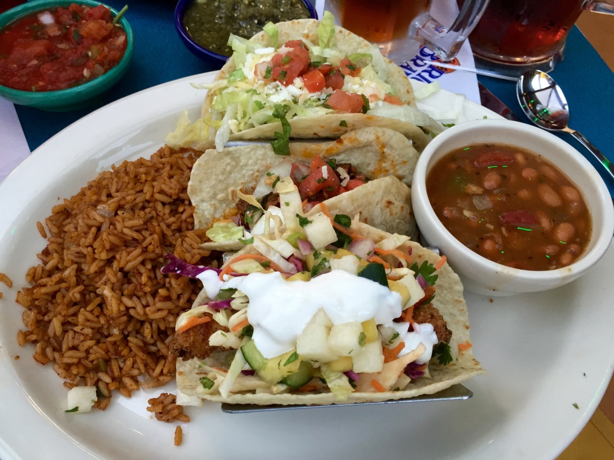 Ray's Rio Bravo Cantina:  They're Back!