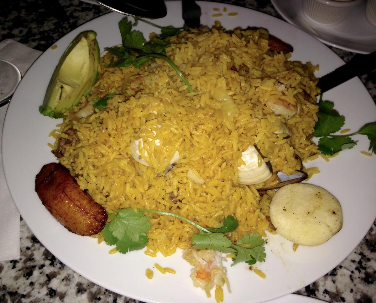 Kiosco:  A Taste of Colombia